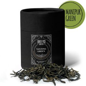 Manipur Toasty Green Tea