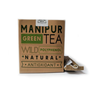 Manipur Toasty Green Tea Bags